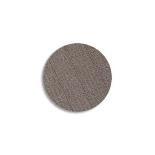 """Tapecase 5-3M Cn3490-1.5 Gray Non-Woven Conductive Fabric Tape, 1.500"""" Length, 1.5"""" Width, Circles (Pack Of 5)"""