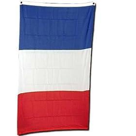 France Flag Polyester 3 ft. x 5 ft.