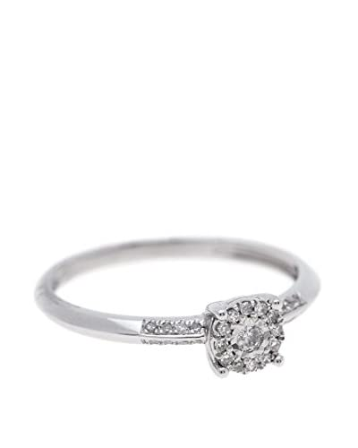 Rhapsody Anello Diamonds [Argentato]