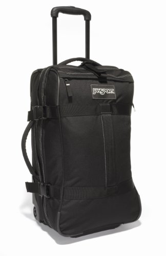 Jansport 25 Inch Footlocker - Black