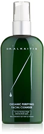 DR. ALKAITIS Organic Purifying Facial Cleanser, 4 fl. oz.