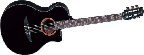 cheap yamaha ntx700bl acoustic electric classical guitar black online classical nylon. Black Bedroom Furniture Sets. Home Design Ideas