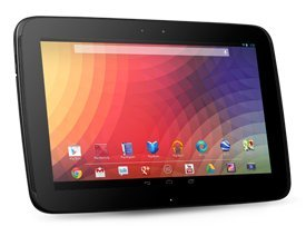 Google Nexus 10 Wi-Fi Tablet 32GB (Android 4.2 Jelly Bean) by Samsung - 米国保証 - 並行輸入品