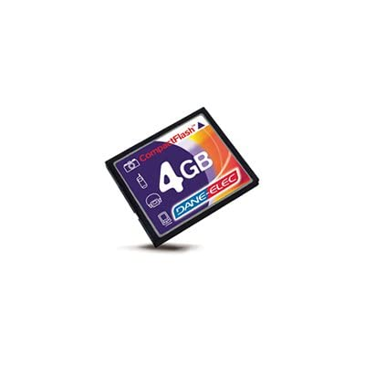 CF 4GB MEMORY CARD for Canon EOS-1Ds Mark II DIGITAL CAMERA - 4 GB