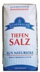 Saline Luisenhall Tiefensalz aus Natursole
