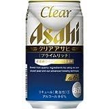 アサヒ クリアアサヒ [プライムリッチ] 350ml缶   350ML × 24缶