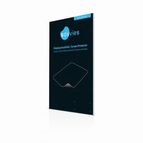 6x Savvies Ultra-Clear Schutzfolie passgenau für Prestigio MultiPad 8.0 Pro Duo PMP 5580C_Duo, absolut klar - einfache Montage - passgenau - rückstandsfrei entfernbar
