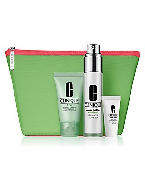 Gift Set Even Better: Skin Tone Correcting Lotion + 7 Day scrub Cream + Dark Spot Corrector