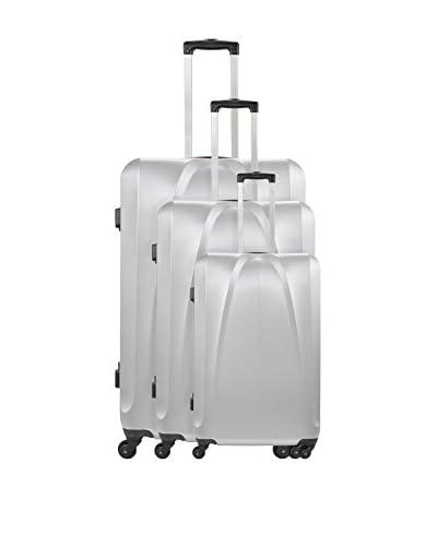 Antonelle Set de 3 trolleys rígidos Sablon