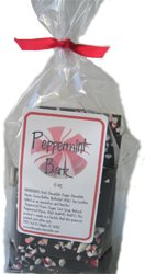 Dark Chocolate Peppermint Bark Gift Bag 6oz.