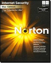 Norton Internet Security 2010 Mac Edition Dual Protection