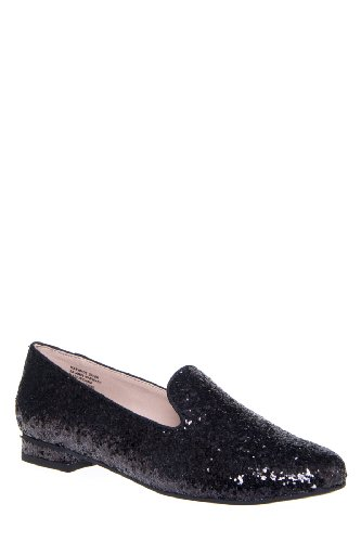 Home Sweet Home Low Heel Smoking Slipper Loafer