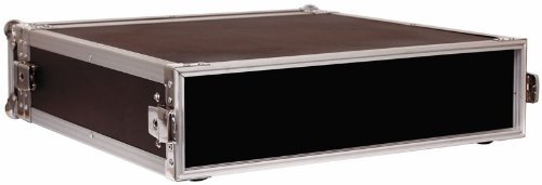 Warwick RC24002B Flight Case 2U Rack Case