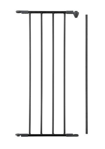 Baby Dan 67236-2600-12-85 Estensione Medium per Flex M / L / XL, 33 cm, colore:Nero