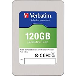 Verbatim 120 GB SATA III Internal SSD 6.0 Gb-s 2.5-Inch 47378