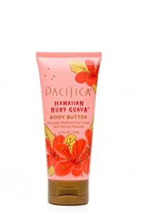 Pacifica Pacifica Hawaiian Ruby Guava Body Collection Body Butter 2.5 oz by Pacifica