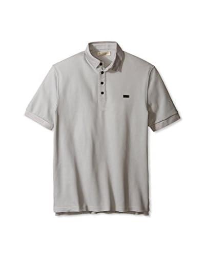 Burberry Men's Double-Weave Pique Polo Shirt