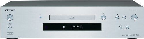 Onkyo BD-SP809 Blu-ray Disc Player - Silver