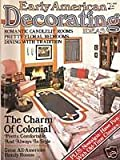 img - for Early American Decorating Ideas - Fall 1978 (Volume 1, Number 3) book / textbook / text book