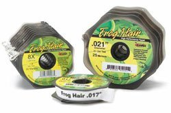 Frog Hair 2x Tippet Spool