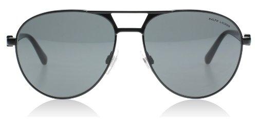 Polo 3083 900387 Black 3083 Aviator Sunglasses Lens Category 3