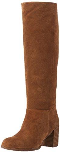 VagabondAnna - Stivali alti con imbottitura leggera Donna , Marrone (Braun (04 cinnamon)), 38