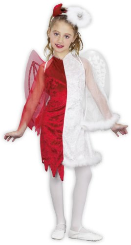 Child Double Trouble Devil/Angel Costume