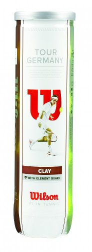 Wilson Tour Germany Tennisball