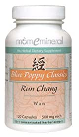 Run Chang Wan 120 caps by Blue Poppy