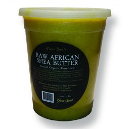 African Shea Butter-32oz. 100% Pure Unrefined Raw Shea Butter, From Ghana, Organic