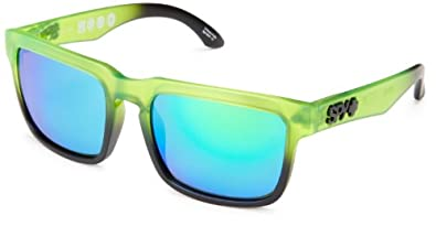 Spy Optic Wayfarer Sunglasses,Green,57 mm