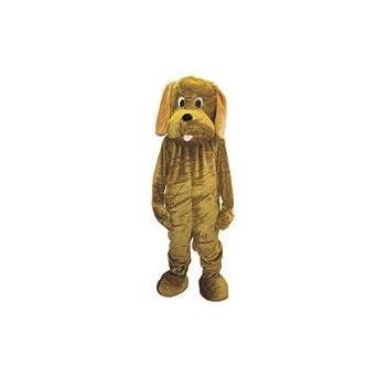 Puppy Dog Mascot Adult Costume Size Standard