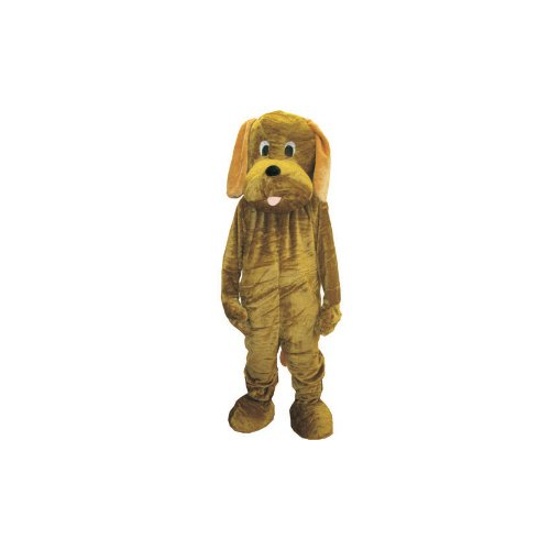 Puppy Dog Mascot Adult Costume Size Standard