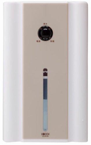 広電 パーソナル除湿機 ホワイト/ライトブラウン KSJ-M106