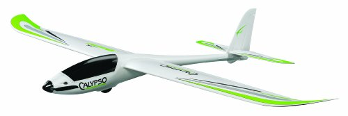 Flyzone Calypso Ep Powered Glider Rtf Rc Airplane front-1055374