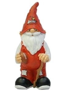 NCAA Louisville Cardinals Garden Gnome