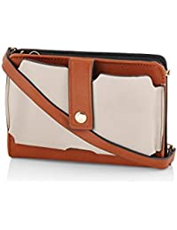 Mark & Keith Women Brown Wallet(MBG 2043 BN)