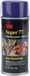 3M Super 77 Multi-Purpose Adhesive, 4.37-Ounce