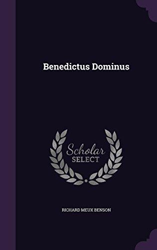 Benedictus Dominus