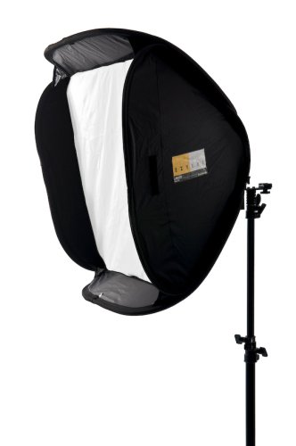 Lastolite Ezybox Hotshoe 54 x 54 cm - The Softbox For Your Flash