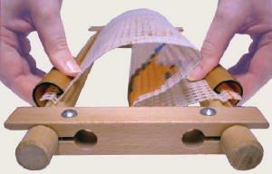 Elbesee - Easy Clip - pour métier à tisser - 18 x 12 pouces