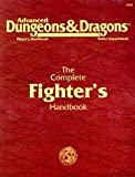 img - for The Complete Fighter's Handbook, Phbr1 - Advanced Dungeons & Dragons, 2nd Ed., Player's Handbook Rules Supplement, Tsr 2110 book / textbook / text book
