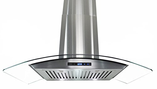 FIREBIRD New 30-Inch European Style Wall Mount Stainless Steel Range Hood Vent W/ Touch Panel Control FBAK-SA866-75 Model: FBAK-SA866-75 (30 In Hood Range compare prices)