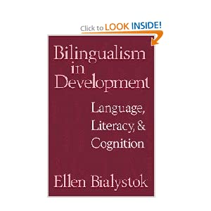 Bilingualism in Development: Language, Literacy, and Cognition