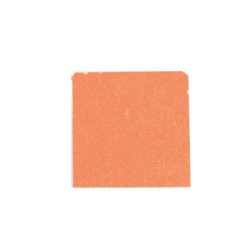 カラー純銀箔 #605 朱色 3.5㎜角×5枚