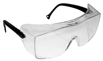 No Frame Safety Glasses : 3M - AOSafety - OX 1000 - Clear No Coat Lens Safety ...