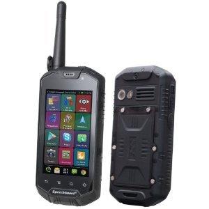 Ectaco English-Romanian Speechguard Tlx: Rugged World Travel Smartphone, Voice Translator & Language Assistant