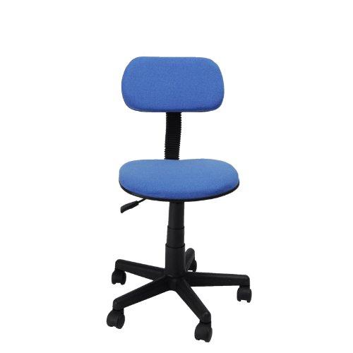 GreenForest-Schreibtischstuhl-Kinder-Brodrehstuhl-verstellbare-Drehsthle-Blau