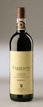 Carpineto Chianti Classico Riserva 2007 750Ml
