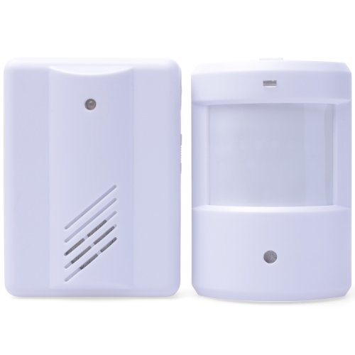 Xcsource® Wireless Digital Infrared Monitor Sensor Detector Alarm Entry Doorbell Shop Store Visitor Home Entry Welcome Chime Alarm Door Bell Type Chime Welcome Music Hs116 front-939579